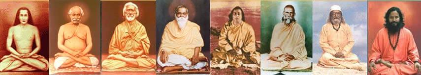 Kriya Yoga Masters